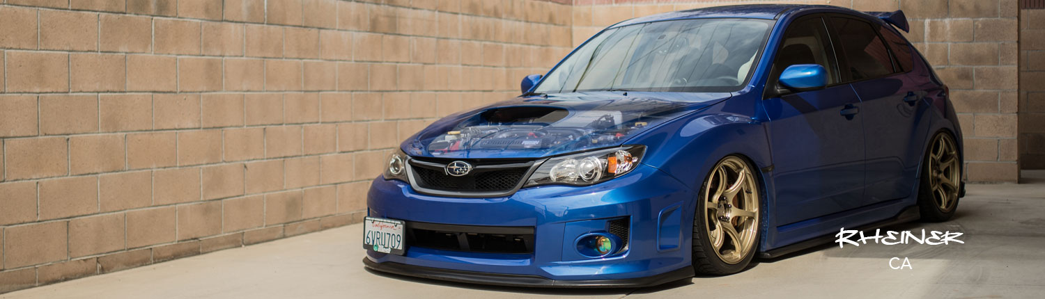 Torqued Performance – Subaru Tuning and Staged Maps